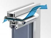 Wentylacja okienna – montaż nawiewników szybowych i naramowych