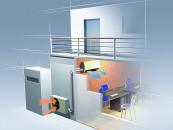 Schemat instalacji klimatyzacji