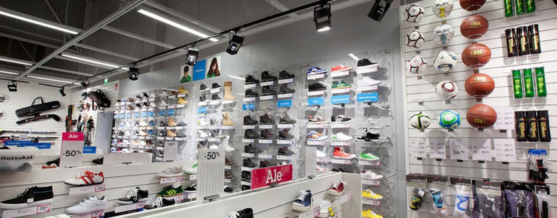 Rola oświetlenia w sklepach i supermarketach