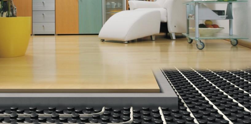 Wodne ogrzewanie podłogowe