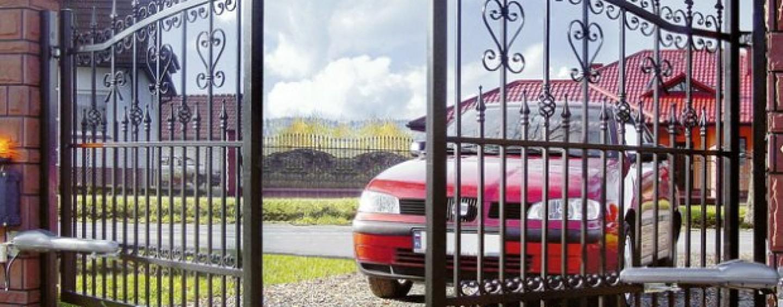 Automatyczne bramy wjazdowe