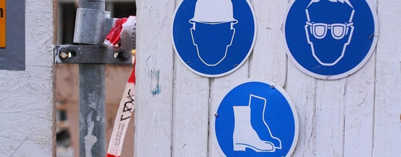 Jak chronić oczy i twarz podczas pracy?