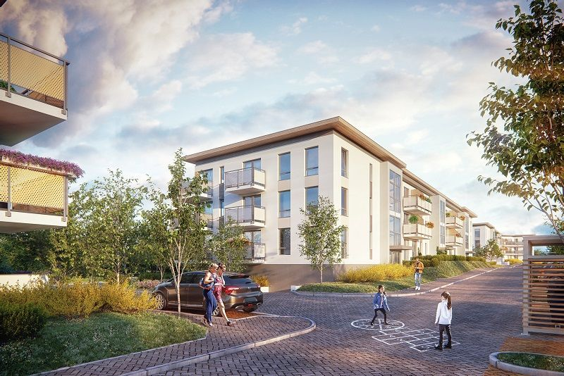 nowe inwestycje mieszkaniowe wrocław