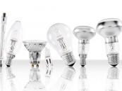 Efektywność świetlna różnego rodzaju żarówek