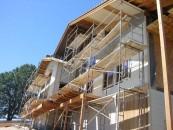 Budowa domu – wynajmujemy rusztowania