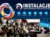 INSTALACJE 2018 – Międzynarodowe Targi Instalacyjne